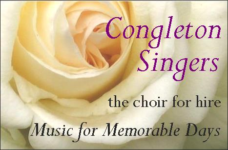 Congleton Singers - Click Here