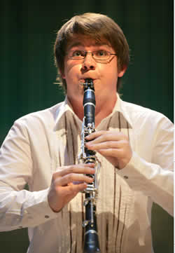 Mark Simpson, BBC Young Musician of the Year 2006