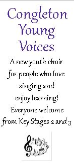 Congleton Young Voices - Click Here